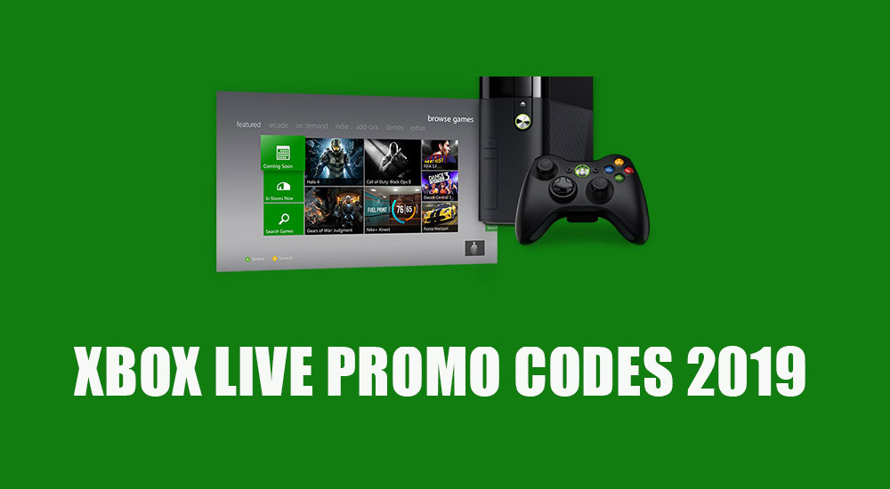 Xbox Live Promo Codes 2019 New List | Free Roblox Items 2019